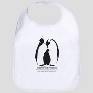 Support Gay Penguins! Bib