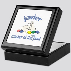Easter Egg Hunt - Javier Keepsake Box