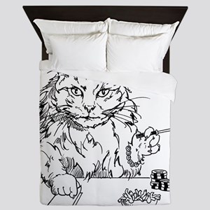 ROSALYN Queen Duvet