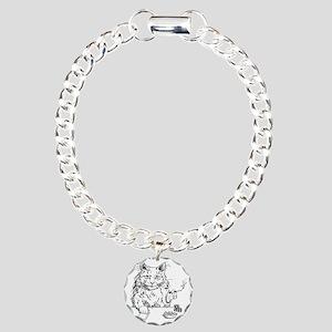 ROSALYN Charm Bracelet, One Charm
