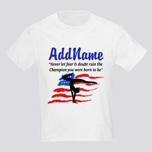 USA GYMNAST Kids Light T-Shirt