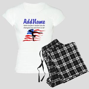 USA GYMNAST Women's Light Pajamas