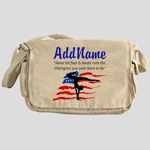 USA GYMNAST Messenger Bag