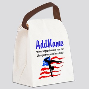 USA GYMNAST Canvas Lunch Bag