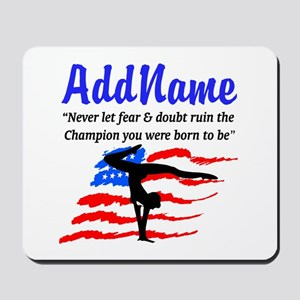 USA GYMNAST Mousepad