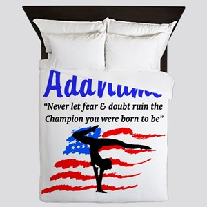 USA GYMNAST Queen Duvet