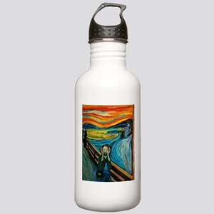 MINDFUL SCREAM Stainless Water Bottle 1.0L