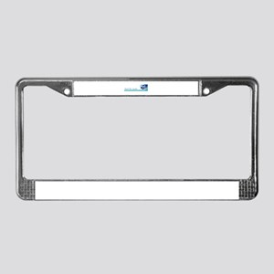 Port St. Lucie, Florida License Plate Frame
