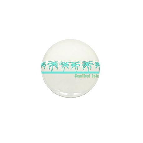 Sanibel Island, Florida Mini Button (100 pack)
