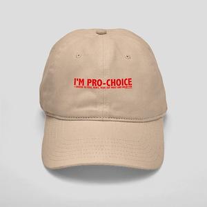 Pro-Choice Cap