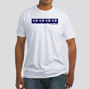 Sarasota, Florida Fitted T-Shirt
