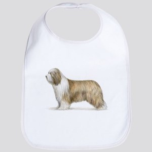 Bearded Collie Bib
