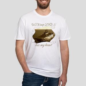 USS Wasp (LHD-1) T-Shirt