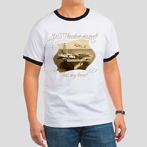 USS Theodore roosevelt9 T-Shirt