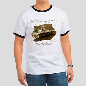 USS Kearsarge (LHD 3) T-Shirt