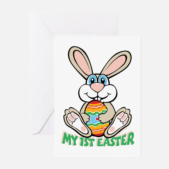 My First Easter Bunny Greeting Cards (Pk of 10