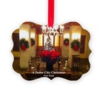 5 Tc Lobby Christmas Picture Ornament