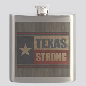 Texas Strong Flask