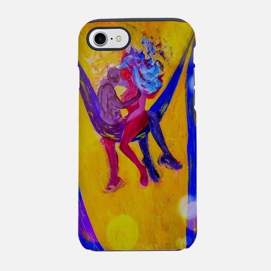 Lover's Hammock iPhone 7 Tough Case