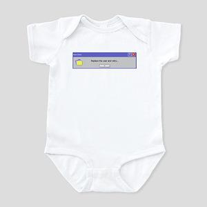 Computer Error Infant Bodysuit