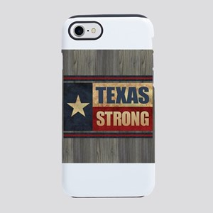 Texas Strong iPhone 7 Tough Case