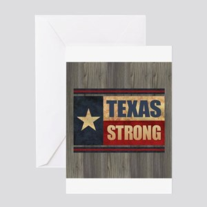 I messed with texas greeting cards cafepress texas strong greeting cards m4hsunfo