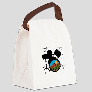SOUNDS Canvas Lunch Bag