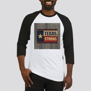 Texas Strong Baseball Jersey