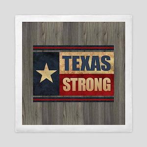 Texas Strong Queen Duvet