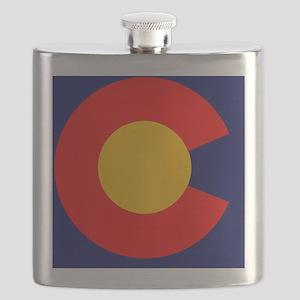 CO - Colorado Flask