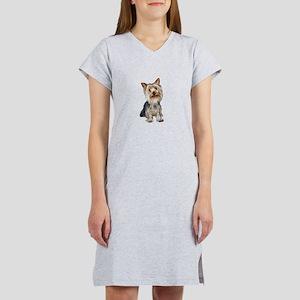 Silky Terrier (gpol1) Women's Nightshirt