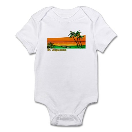 St. Augustine, Florida Infant Bodysuit