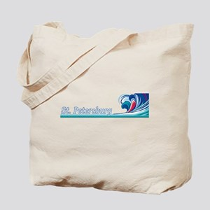 St. Petersburg, Florida Tote Bag