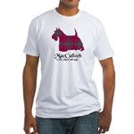 Terrier-MacCulloch.MacCullough Fitted T-Shirt