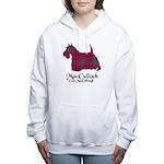 Terrier-MacCulloch.MacCu Women's Hooded Sweatshirt