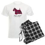 Terrier-MacCulloch.MacCulloug Men's Light Pajamas