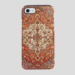 Antique Floral Persian Rug iPhone 7 Tough Case