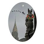 Design Oval Ornament