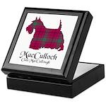 Terrier-MacCulloch.MacCullough Keepsake Box