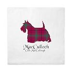 Terrier-MacCulloch.MacCullough Queen Duvet