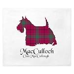 Terrier-MacCulloch.MacCullough King Duvet