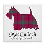 Terrier-MacCulloch.MacCullough Tile Coaster