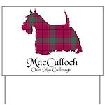 Terrier-MacCulloch.MacCullough Yard Sign
