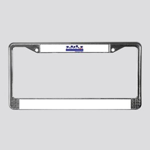 Tampa Bay, Florida License Plate Frame