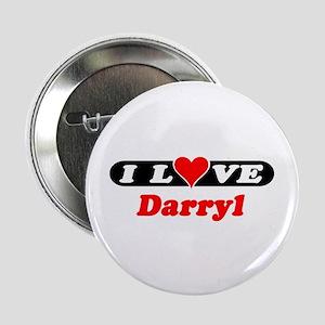 I Love Darryl Button