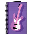 Guitar Girl Journal