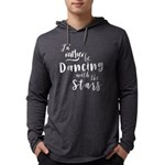 Dancing with the Stars Mens Hooded Shirt