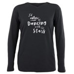 Dancing with the Stars Plus Size Long Sleeve Tee