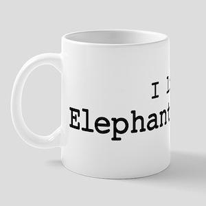 I like Elephant Shrews Mug