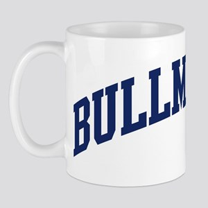 Bullmastiff (blue) Mug